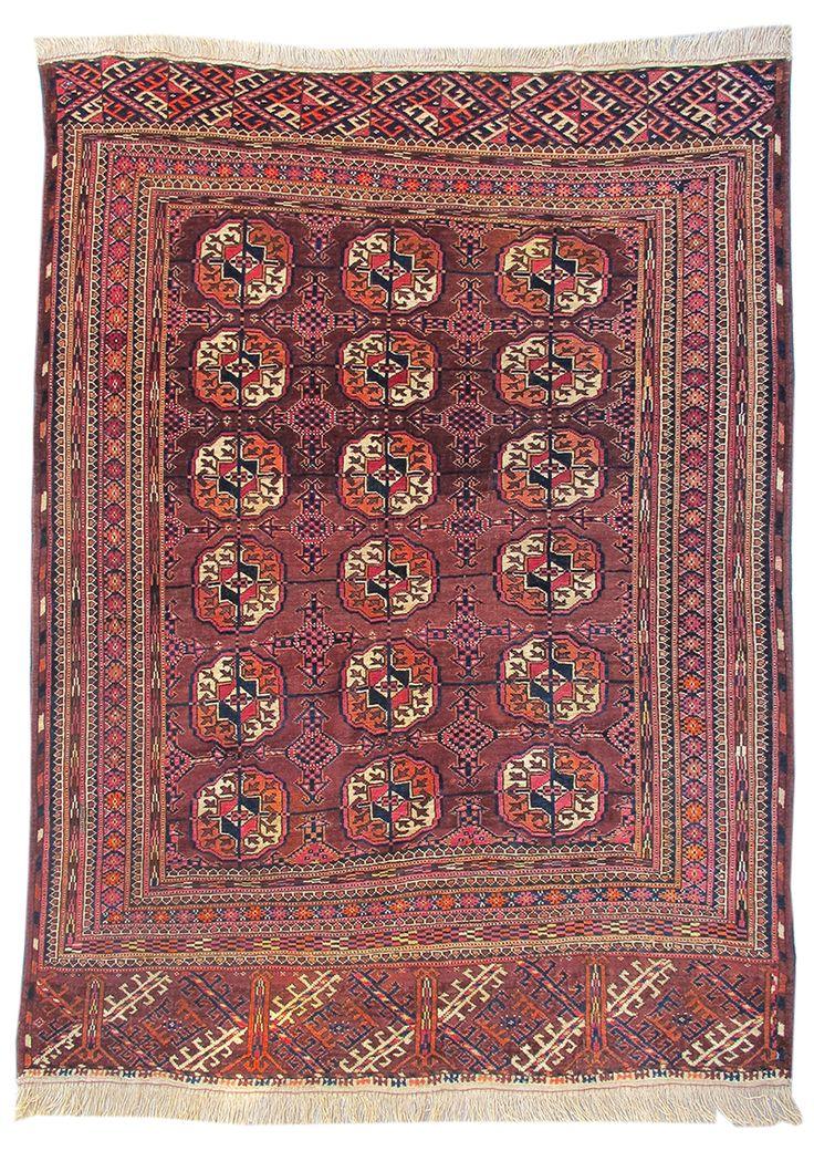 17 Best Images About Turkmen On Pinterest Carpets Wool