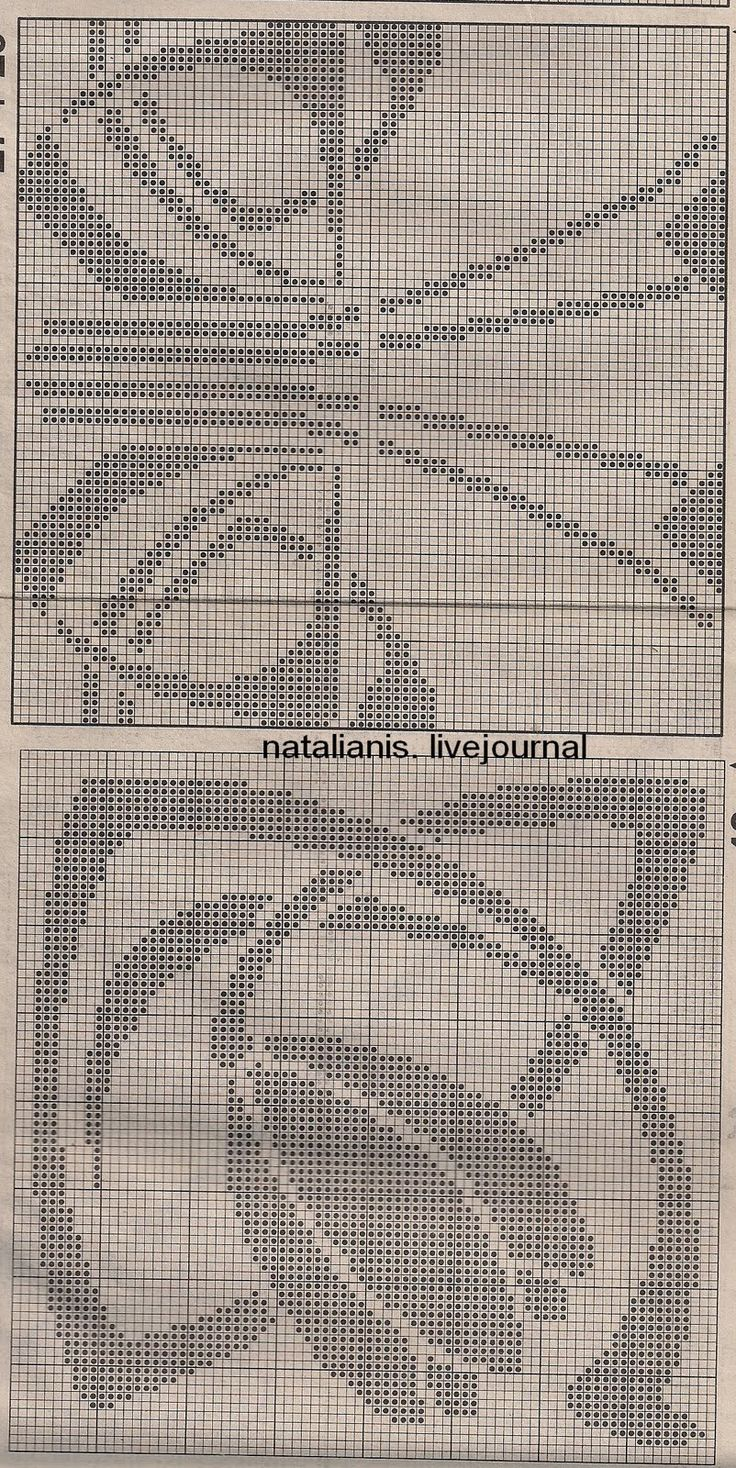 простые вязанные крючком вещи описания схемы рисунки