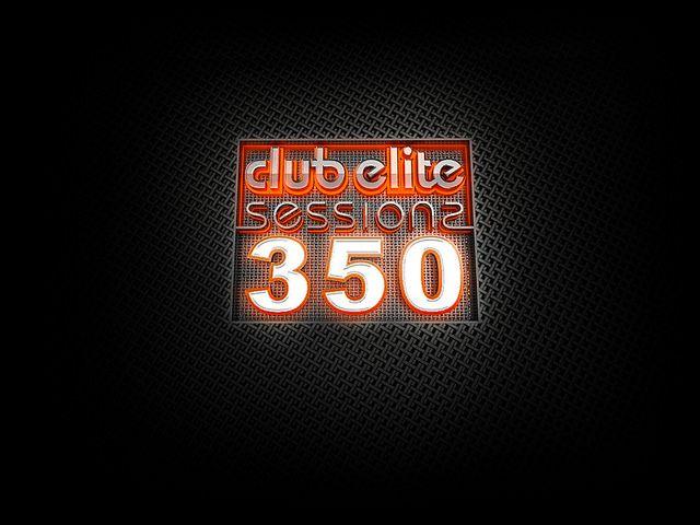 #Artwork voor de 350ste aflevering van #ClubEliteSessions op #DigitallyImported (donderdagavond 28 maart 2014) #CES350 #MikePush