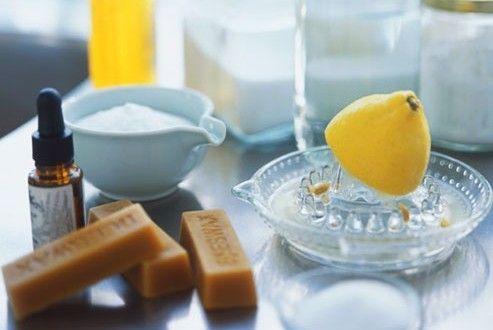 Domowe sposoby na środki czystości   Sposób na wszystko   Porady   Domowe sposoby   Jak zrobić ...?