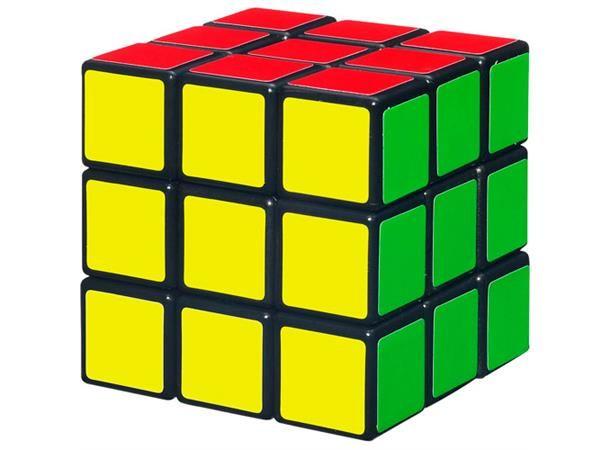 Rubiks kube 3x3 - Den originale - Gamezone.no