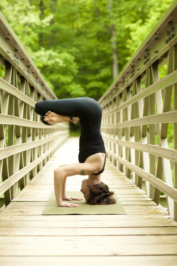 I keep seeing this pose, suppose I add it to my goals list! 3 Ways To Deepen Your Yoga Practice #skills #InnerPeace #yoga