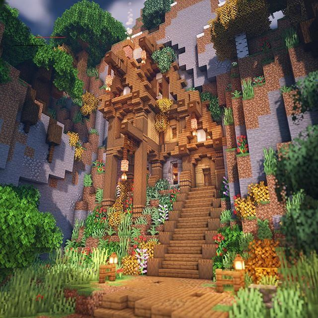 Minecrafthouses In 2020 Minecraft Architecture Minecraft Houses Survival Minecraft Houses