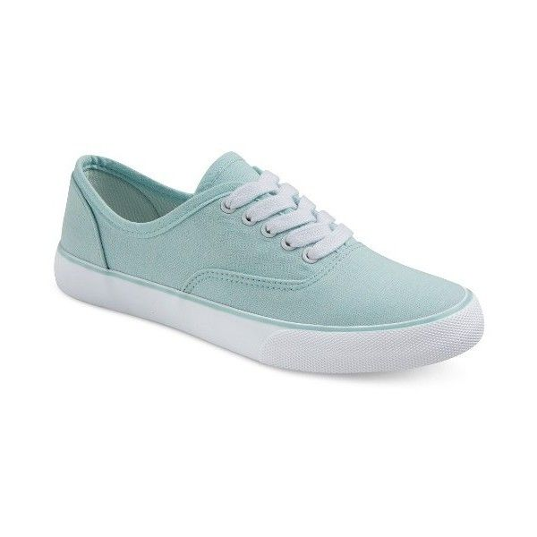 Women's Layla Canvas Sneakers - Mossimo Supply Co.™ : Target ($17) ❤ liked on Polyvore featuring shoes, sneakers, plimsoll sneakers, canvas trainers, plimsoll shoes, canvas sneakers and mossimo supply co shoes
