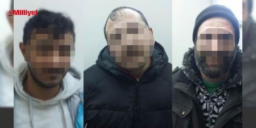 Son dakika: İstanbul'da 3 erkek şüpheli gözaltına alındı: İstanbul'da terör örgütü DHKP-C'ye yönelik operasyonda 3 kişi gözaltına alındı. Alınan bilgiye göre, Sarıyer İlçe #emniyet Müdürlüğüne bağlı ekiplerin terör örgütlerine yönelik gerçekleştirdiği çalışmalar sonucunda, Fatih Sultan Mehmet Mahallesi Küçük Armutlu bölgesinde terör örgütü DHKP-C ü...