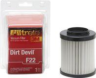3M - Dirt Devil F22 Filter - White, 65822-2