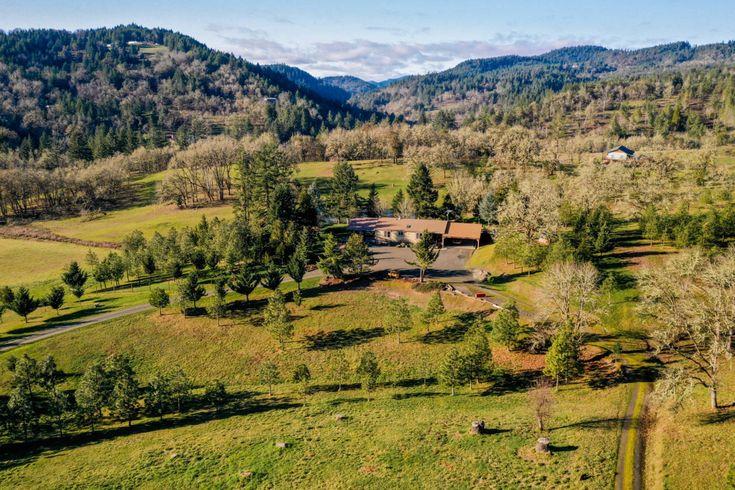 Equestrian estate for sale in douglas county oregon