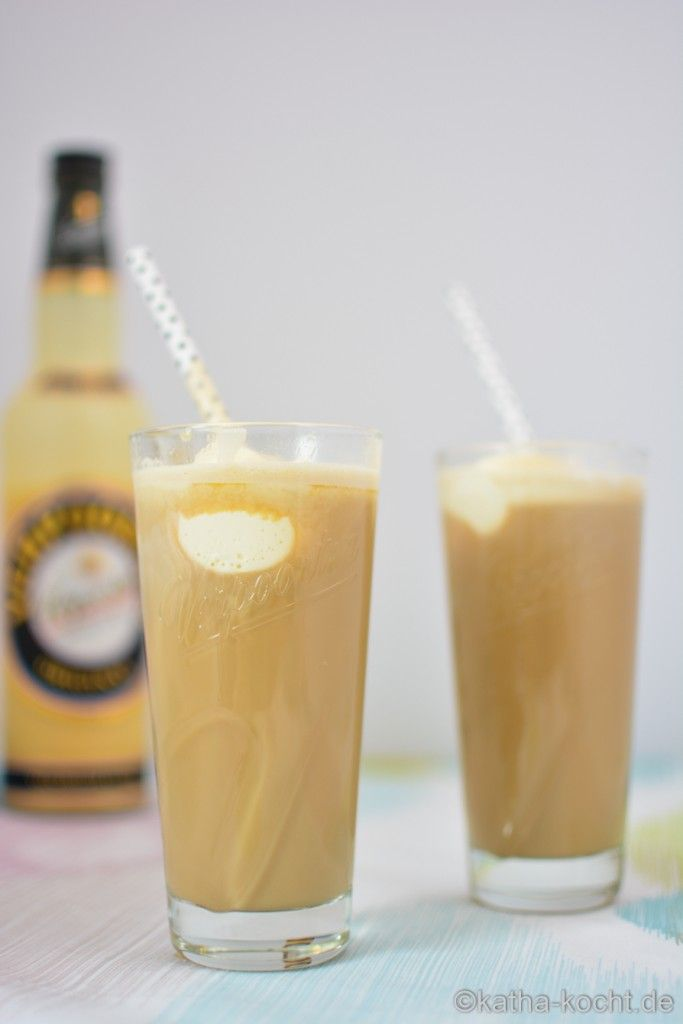 Eiskalter Eierlikör Cappuccino - Katha-kocht!