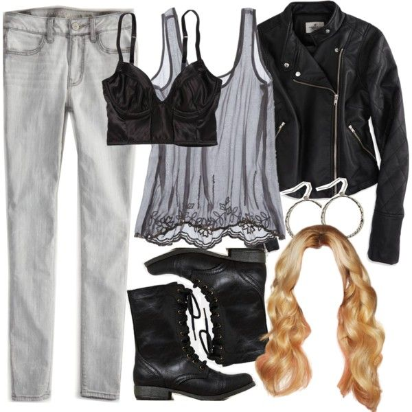 A fashion look from March 2014 featuring American Eagle Outfitters tops, American Eagle Outfitters jackets and American Eagle Outfitters leggings. Browse and s…