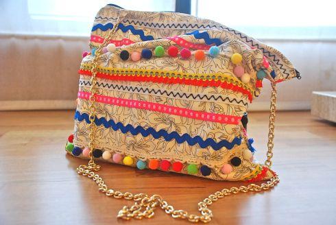 DIY Boho Festival Bag