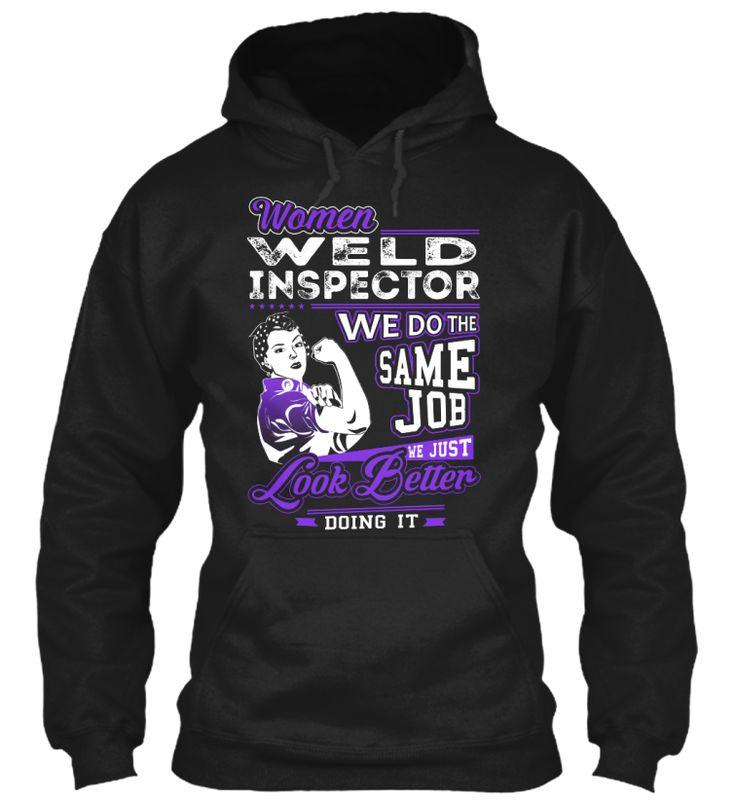 Weld Inspector - Look Better #WeldInspector