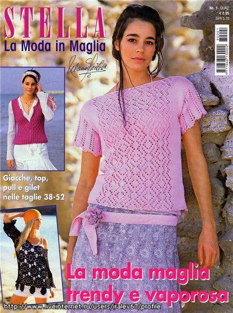 Stella La Moda in Maglia 1, 2008
