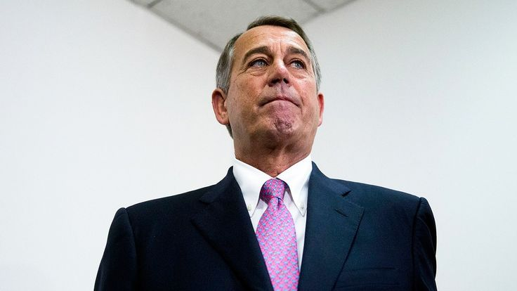 """The former House speaker """"started laughing"""" when he heard Republicans' plans."""