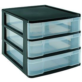 Easily Computer Paper And Other Supplies On The Top Of Your Desk With Table Plastic Storage Drawers