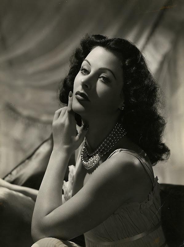 George Hurrell - Hedy Lamarr. dd