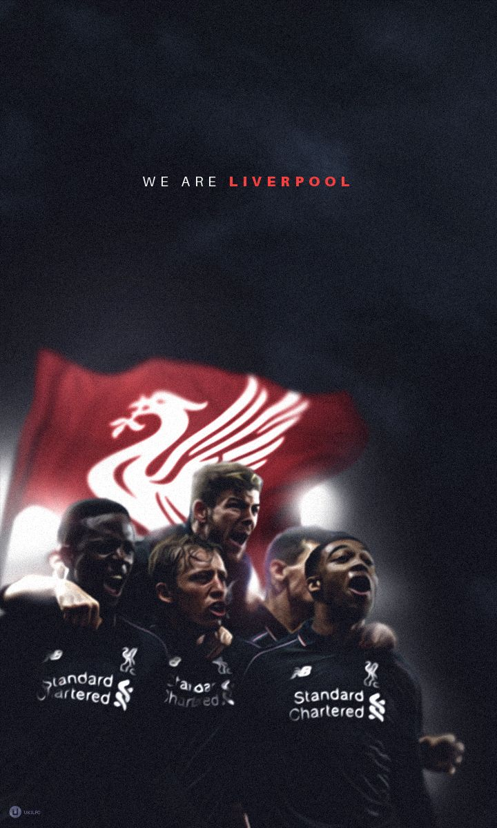 ♠ We Are Liverpool #LFC #Artwork