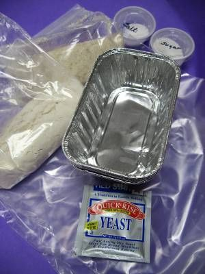 Homemade Bread in a bag recipe! Grab your kids and you will be making bread in no time with this simple recipe! www.skiptomylou.org #breadrecipe #recipes