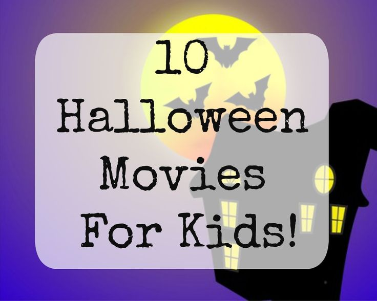 10 halloween movies suitable for kids - Halloween Movies For Young Kids