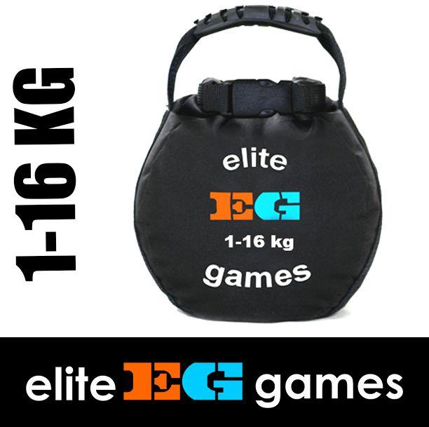 SOFT KETTLEBELL regulowany 1-6 KG sandbag