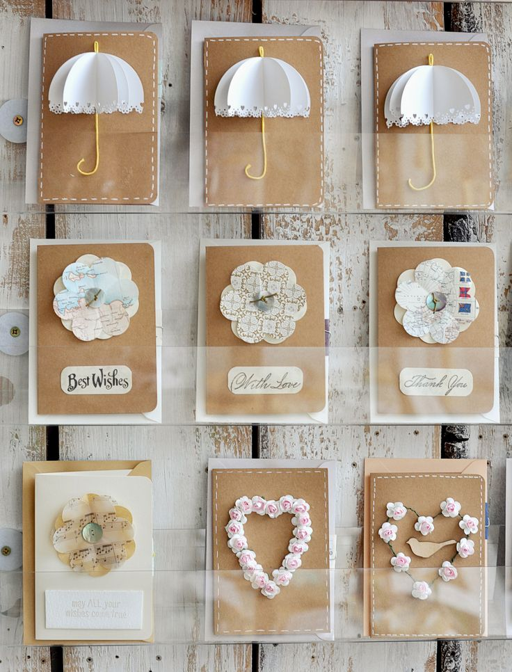 Greeting cards display at Slanchogled
