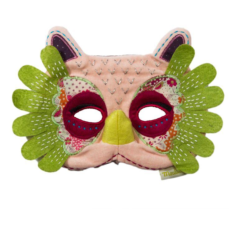 Suzette Owl Mask