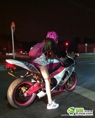 Moto Girl...