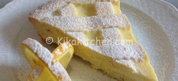 Crostata al Limone | Kikakitchen