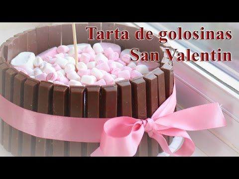 Tarta de Chuches - Candy Cake for Sweets Lovers   HappyFoods - YouTube