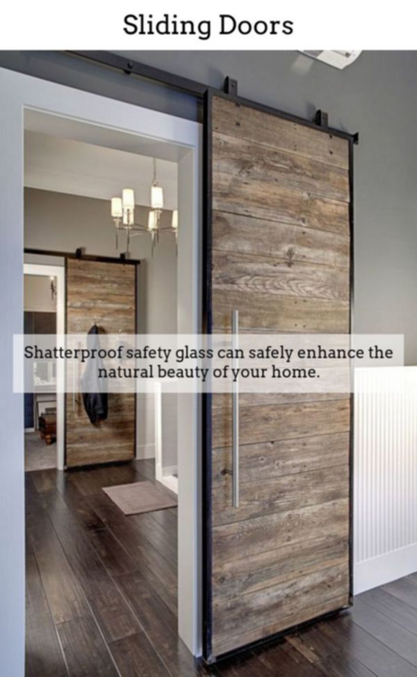 Sliding Doors Produce Beautiful Exciting Rooms While Using Thermally Insulated Slidi Barn Doors Sliding Barn Door Designs Wood Sliding Closet Doors