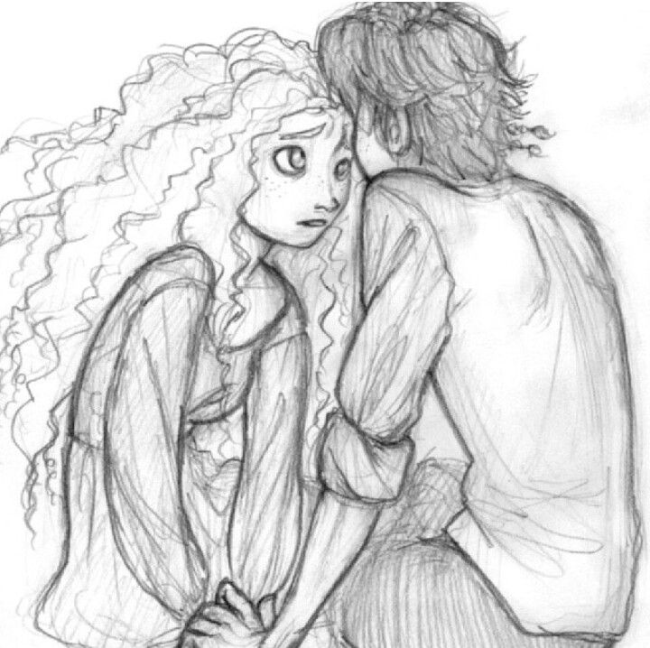 600 Best Images About Mericcup On Pinterest Hiccup Brave Merida And