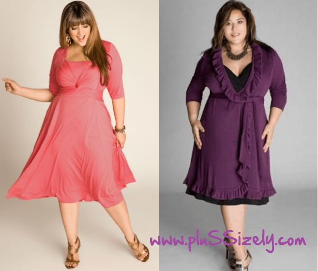 images of plus size womens' fashions