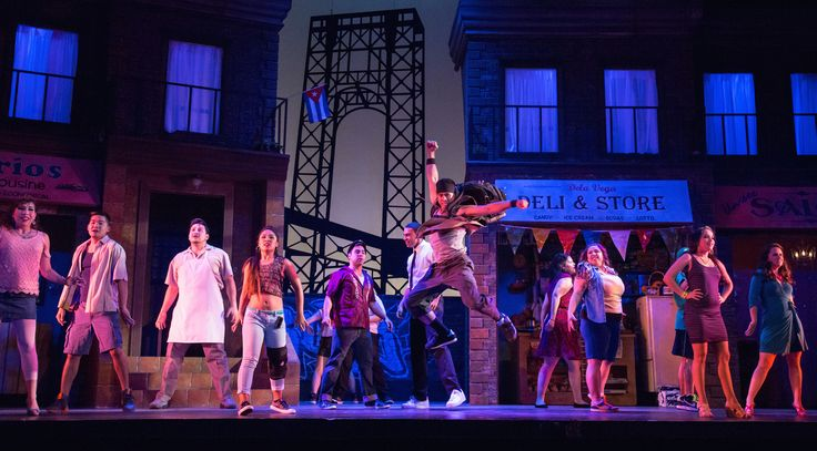 Graffiti Pete in the Heights | Broadway by the Bay: In the Heights (Review) | Stark Insider