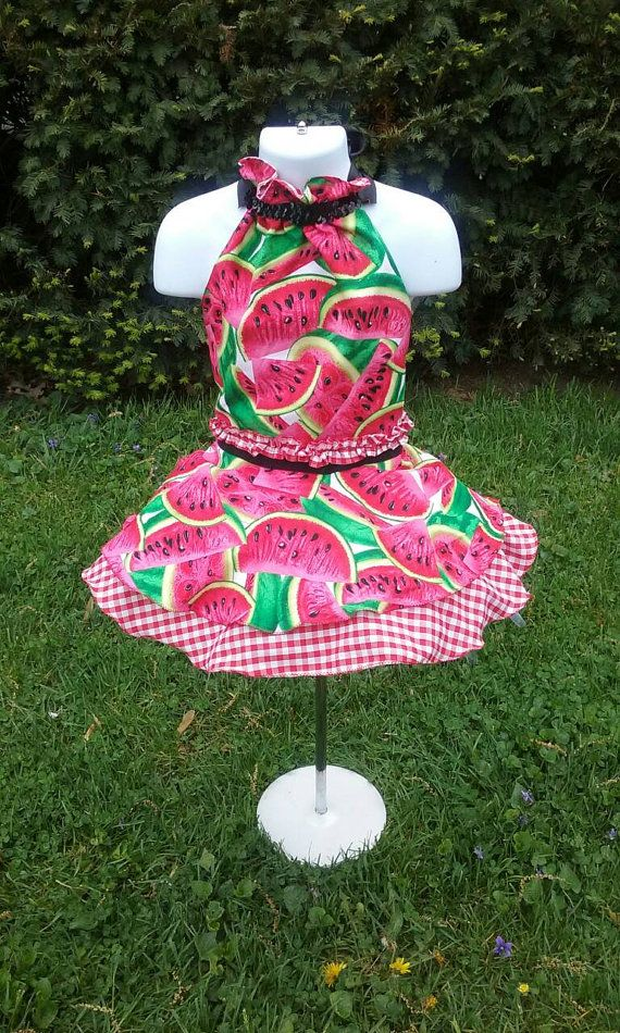 Check out this item in my Etsy shop https://www.etsy.com/listing/290834549/pageant-wear-watermelon-outfit-summer