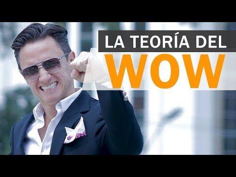 La teoría del WOW  / Juan Diego Gómez - VER VÍDEO -> http://quehubocolombia.com/la-teoria-del-wow-juan-diego-gomez    La mayoría de la gente que conocerás en tu vida no la conocerás por más de 5 minutos. Pregúntate entonces que dirá esa gente que te conoció tras esos 5 minutos; ¿qué tanto impactaste, que mensaje les diste, que recordación vas a tener? Créditos de vídeo a Popular on YouTube – Colombia...
