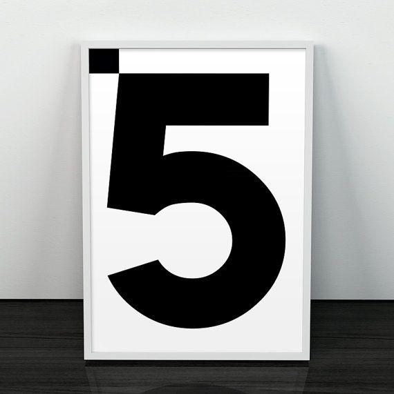 Abstrait art, Triangle motif géométrique, publicité décor, noir et blanc, impression, Nordic design, impression minimaliste, moderne impression, 8 x 10, A3, A4