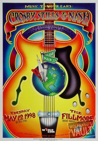 WOLFGANG'S VAULT Vintage Concert Posters, Rock Photography, Apparel and More From the Last 60 Years