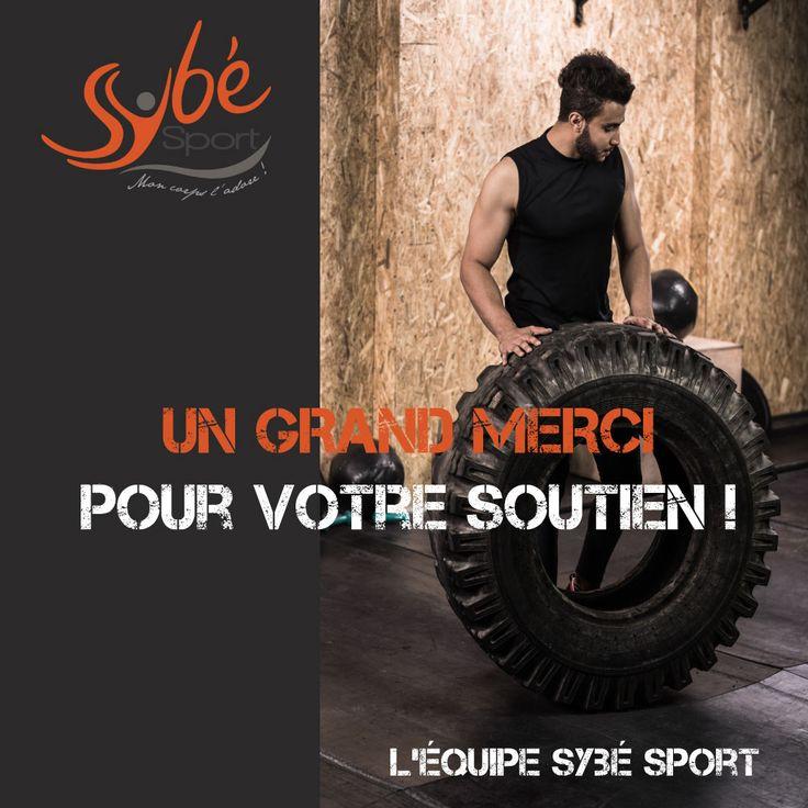 On vous remercie d'être aussi nombreux à venir vous entraîner à la salle Sybé Sport ! #Brest http://www.sybe-sport.com/