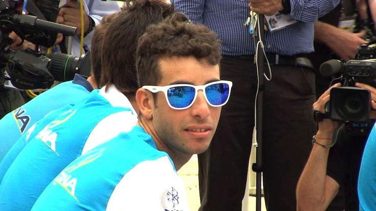 Fabio Aru #raiexpo #expo2015 #milan #italy #sport #cyclingroad