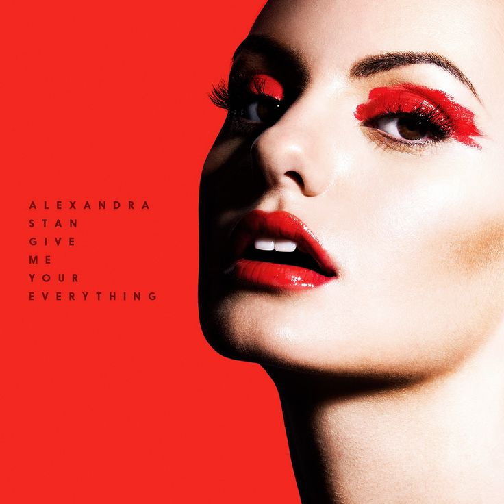 Alexandra Stan - Give Me Your Everything (European Single) [2014] - 1500x1500