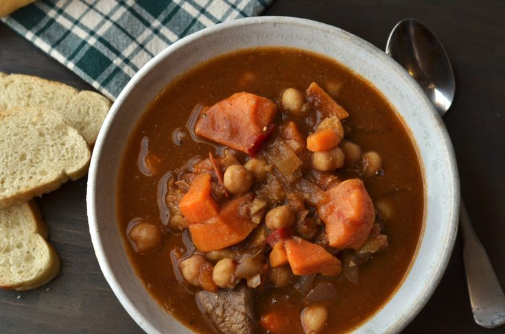 Moroccan Venison Stew | Wild Food - at wildfoodblog.com - recipes and ...
