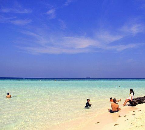 Karimunjawa Island  Karimunjawa is islands in the Java Sea included in the district on  Jepara, Cen...