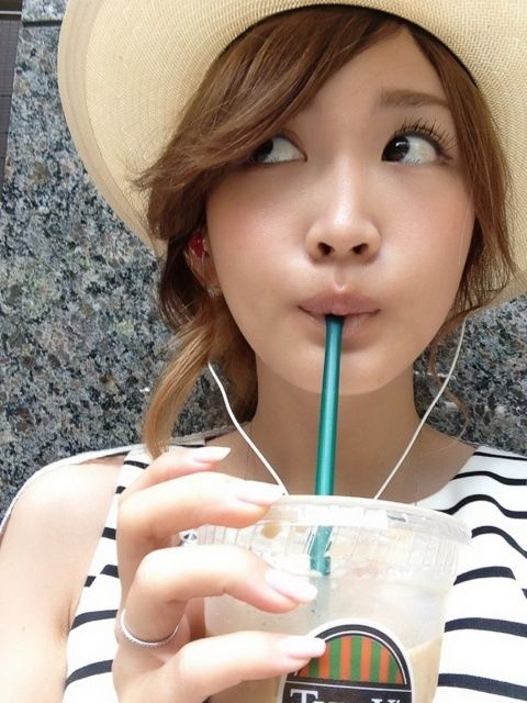 茶目っ気たっぷりな紗栄子。