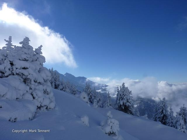The Grand Arc in Winter Simply Savoie - Guided Walking, Via Ferrata and Snowshoeing Holidays in the French Alps