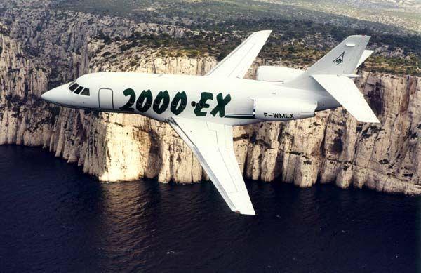 Dassault Falcon 2000/2000EX