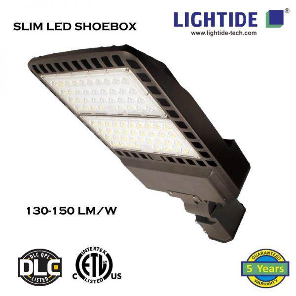 Lightide 150w Al04 Led Shoebox Light 2 Led Parking Lot Lights Shoe Box Led
