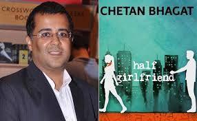 'Half girlfriend': Chetan Bhagat's new book