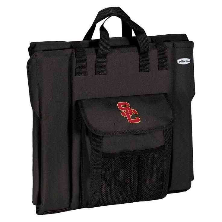 Portable Stadium Seats NCAA Usc Trojans Black