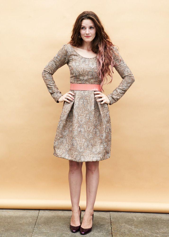 Elisalex Dress Pattern - By Hand London