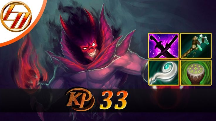 KP.33  Shadow Demon CORE  Dota 2 Pro Gameplay | SD Fullgame