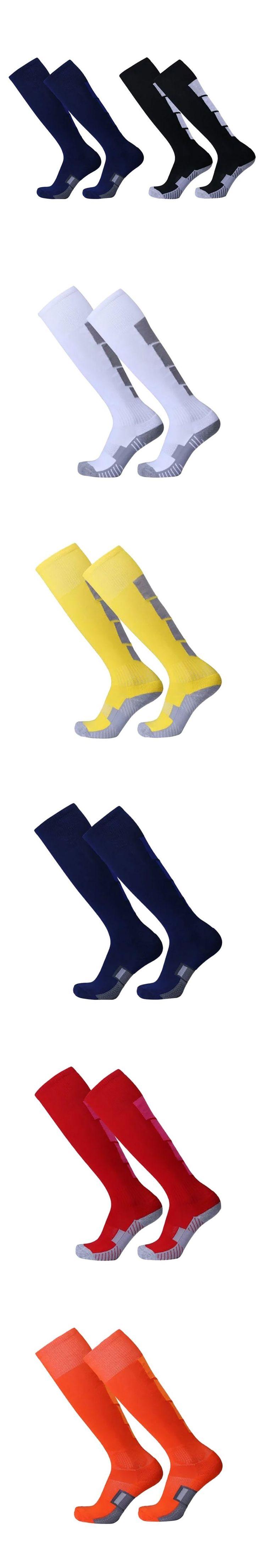 Leg Compression Men Ankle Socks Stretch Comfortable Relief Soft Socks Plain Long Socks Cotton Over Knee High Sock